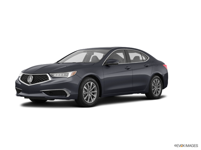 Most Fuel Efficient Luxury Vehicles of 2018 - 2018 Acura TLX