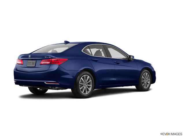 New Car 2018 Acura TLX 2.4 w/Technology Pkg