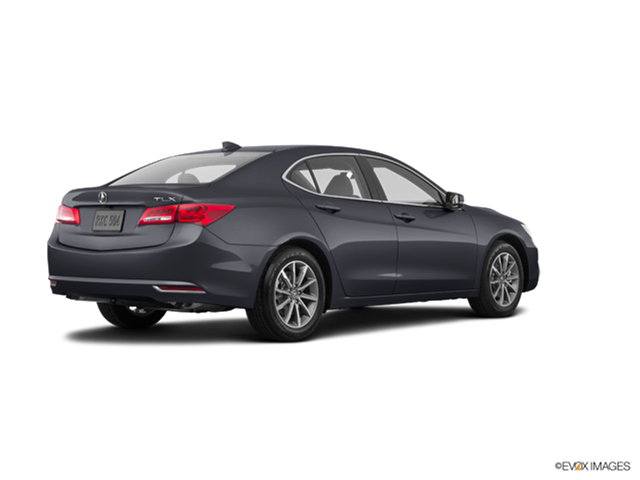 Acura TLX New Car Prices Kelley Blue Book - 2018 acura tlx price