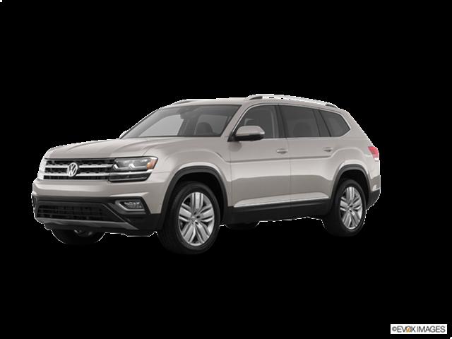 2018 Volkswagen Atlas SEL Premium 4Motion New Car Prices   Kelley Blue Book