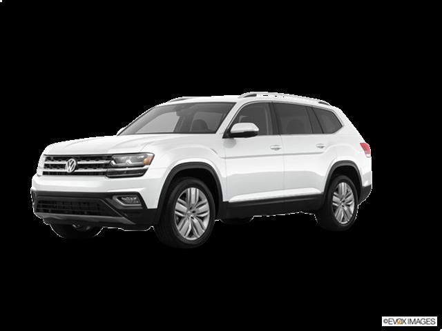 2018 Volkswagen Atlas SEL Premium 4Motion New Car Prices | Kelley Blue Book