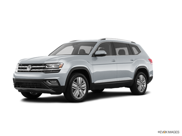 New Car 2019 Volkswagen Atlas SEL R-Line