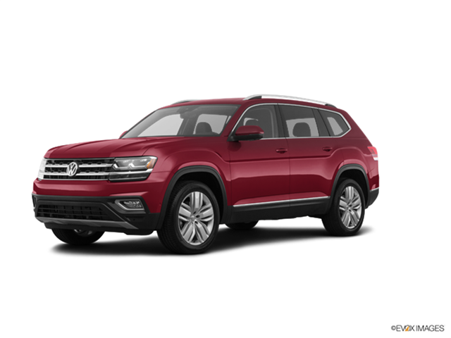 New Car 2019 Volkswagen Atlas SEL