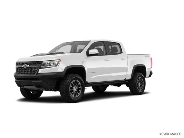 2017 chevrolet colorado crew cab zr2 new car prices kelley blue book. Black Bedroom Furniture Sets. Home Design Ideas