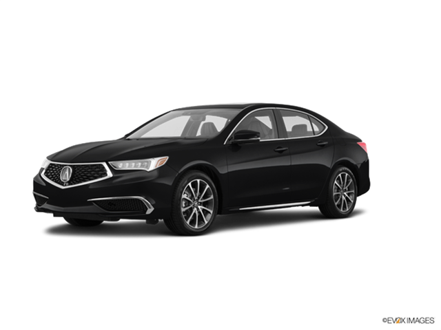 New Car 2018 Acura TLX 3.5 w/Technology Pkg