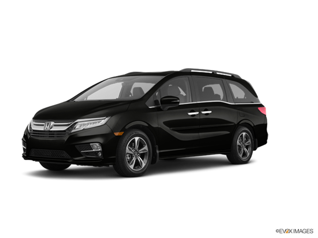 New Car 2018 Honda Odyssey Touring