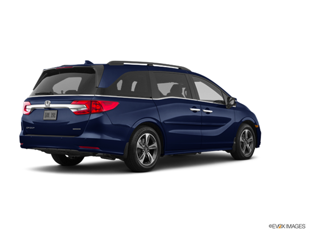 2019 Honda Odyssey Touring New Car Prices Kelley Blue Book