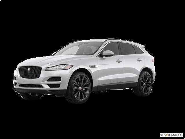 New Car 2018 Jaguar F Pace 25t
