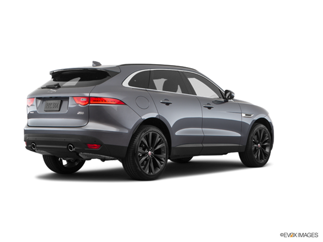 New Car 2018 Jaguar F-PACE 30t Prestige