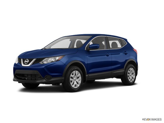 2018 nissan rogue sport s new car prices kelley blue book. Black Bedroom Furniture Sets. Home Design Ideas
