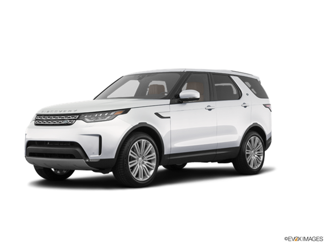 New Car 2018 Land Rover Discovery HSE Luxury