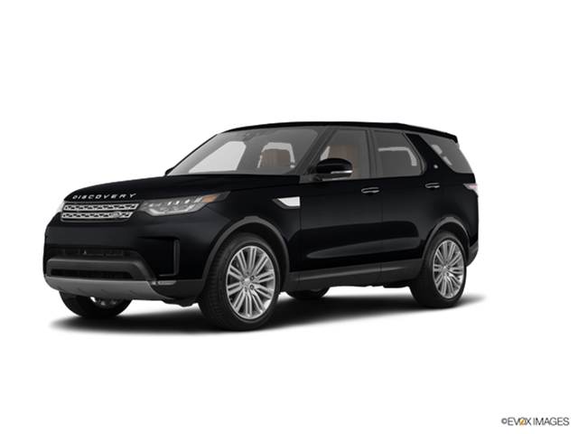 New Car 2019 Land Rover Discovery HSE Luxury