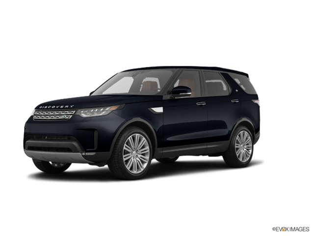 New Car 2018 Land Rover Discovery SE