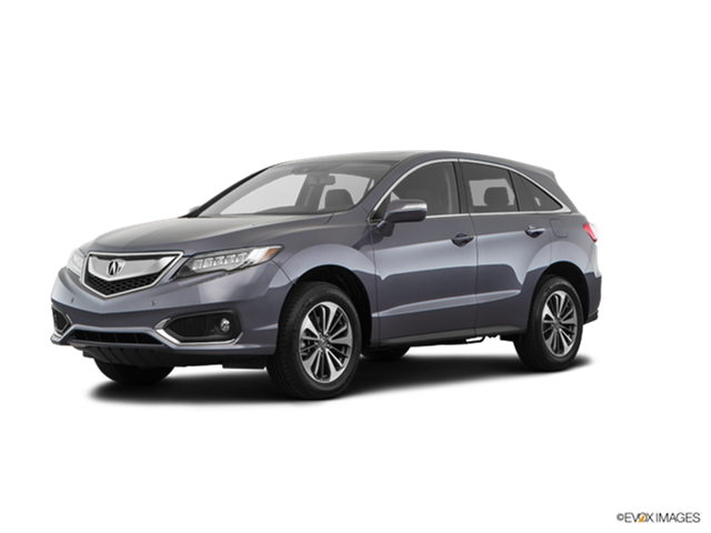 Best Safety Rated Luxury Vehicles of 2018 - 2018 Acura RDX