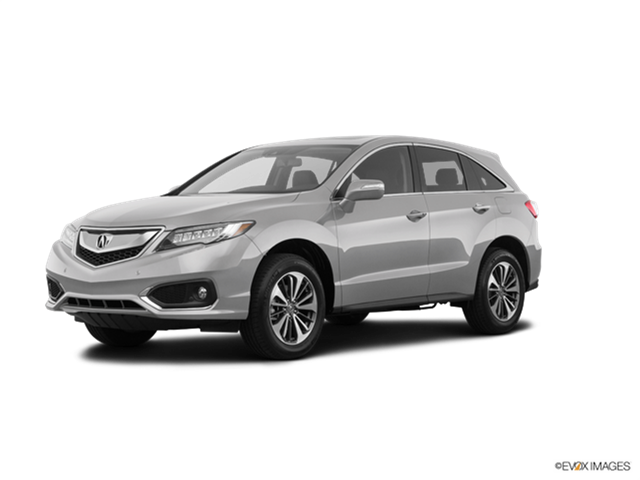 New Car 2018 Acura RDX