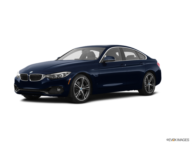 New Car 2019 BMW 4 Series 440i xDrive Gran Coupe