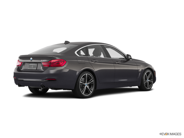 New Car 2018 BMW 4 Series 440i xDrive Gran Coupe