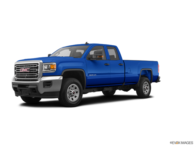 New Car 2018 GMC Sierra 3500 HD Double Cab SLT