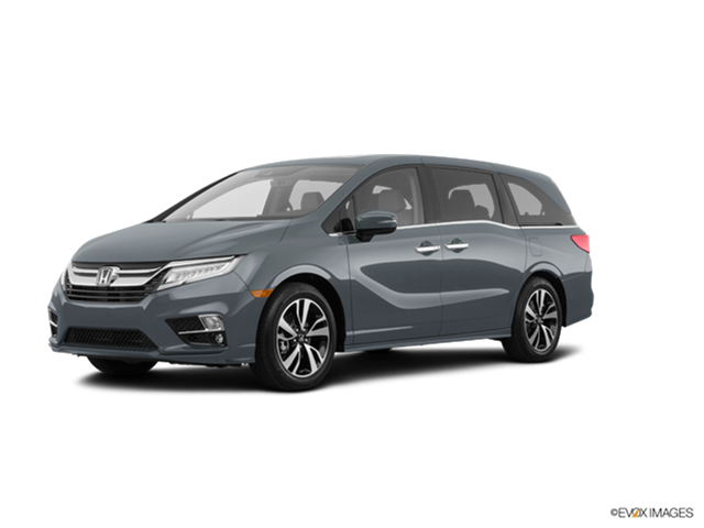 2019 Honda Odyssey Elite New Car Prices Kelley Blue Book