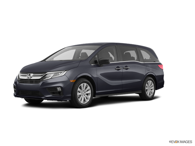 Most Popular Vans/Minivans of 2018