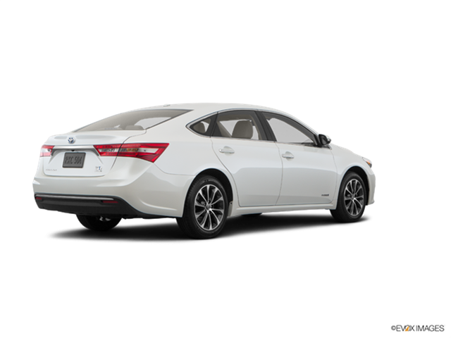 New Car 2018 Toyota Avalon Hybrid XLE Plus