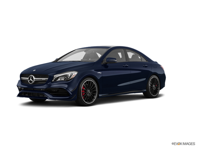 New Car 2018 Mercedes-Benz Mercedes-AMG CLA CLA 45 4MATIC