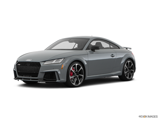 New Car 2018 Audi TT RS