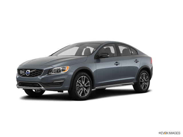 New Car 2018 Volvo S60 T5 Cross Country