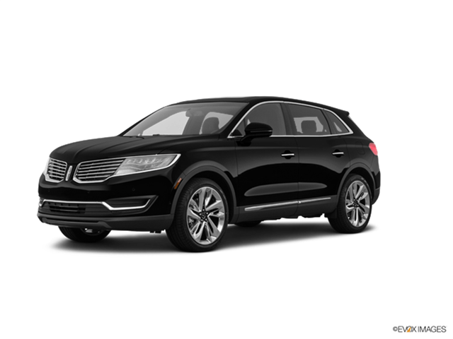 New Car 2018 Lincoln MKX Black Label