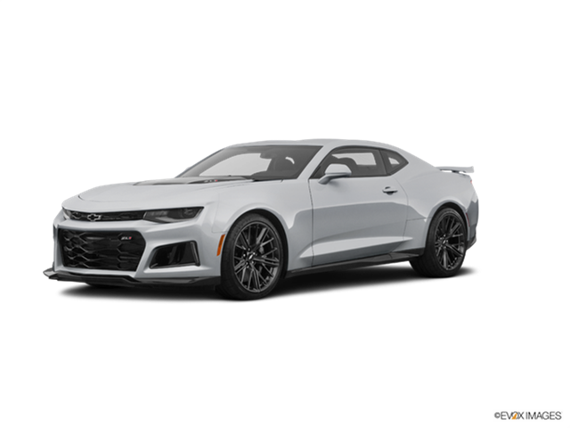 2018 Chevrolet Camaro Zl1 New Car Prices Kelley Blue Book