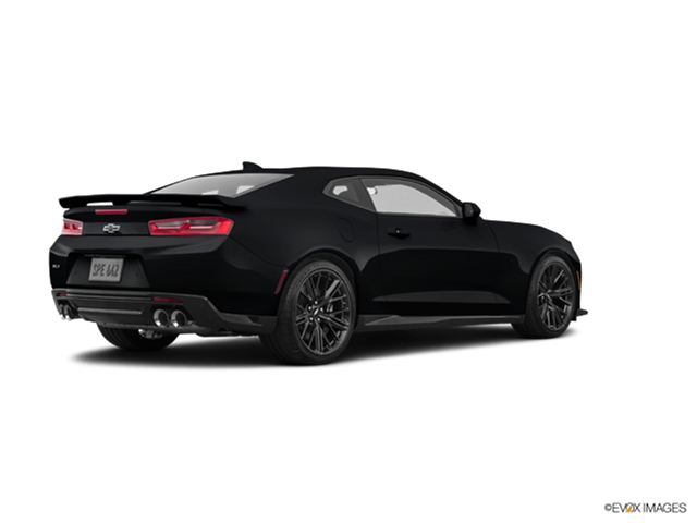 New Car 2018 Chevrolet Camaro ZL1