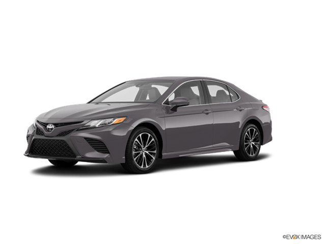New Car 2018 Toyota Camry SE
