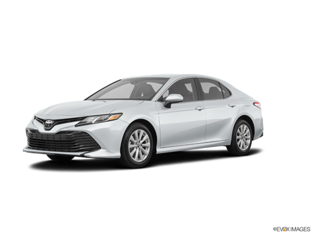 2019 Toyota Camry L New Car Prices Kelley Blue Book