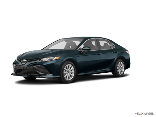 Best Safety Rated Sedans of 2018 - 2018 Toyota Camry