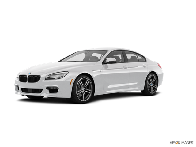 2018 BMW 6 Series  Kelley Blue Book