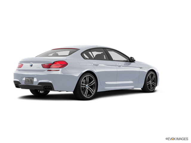New Car 2018 BMW 6 Series 650i Gran Coupe