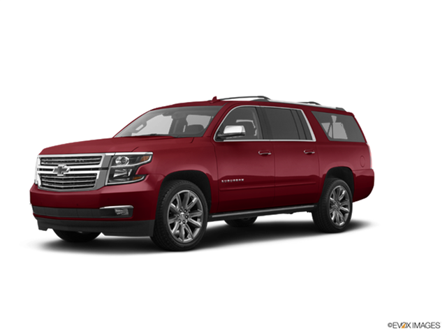 New Car 2017 Chevrolet Suburban LS