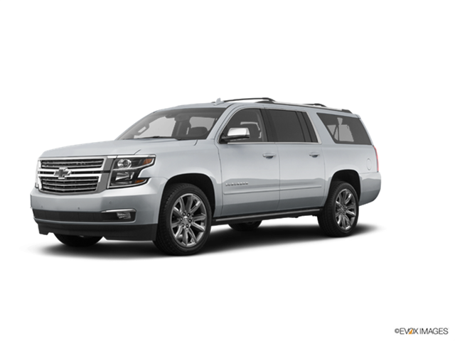 New Car 2017 Chevrolet Suburban Premier