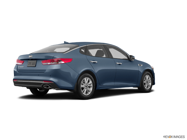 New Car 2018 Kia Optima EX