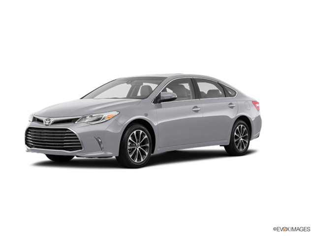 2018 toyota avalon kelley blue book. Black Bedroom Furniture Sets. Home Design Ideas