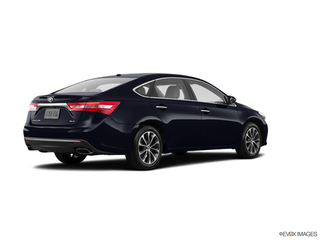 New Car 2018 Toyota Avalon XLE Plus
