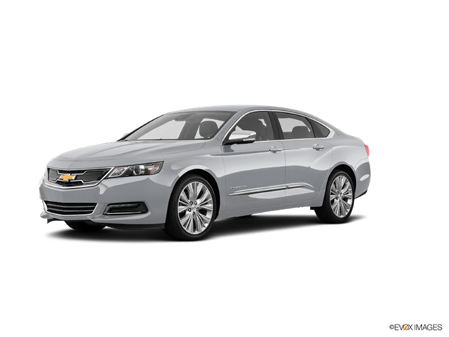 2019 Chevrolet Impala Premier New Car Prices | Kelley Blue Book