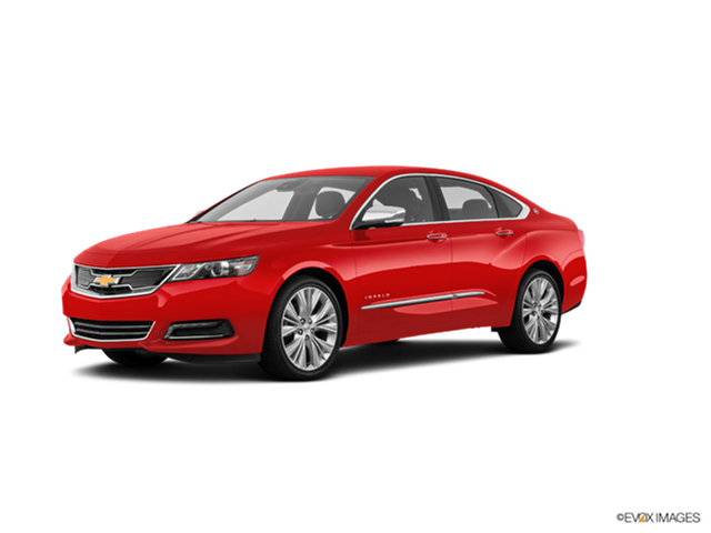 New Car 2018 Chevrolet Impala Premier