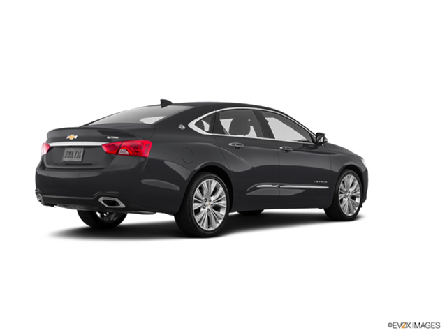 New Car 2018 Chevrolet Impala LS
