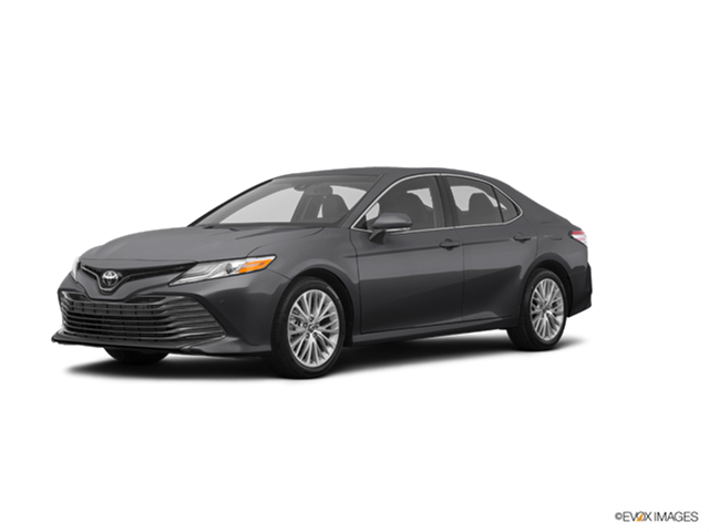 New Car 2019 Toyota Camry XLE