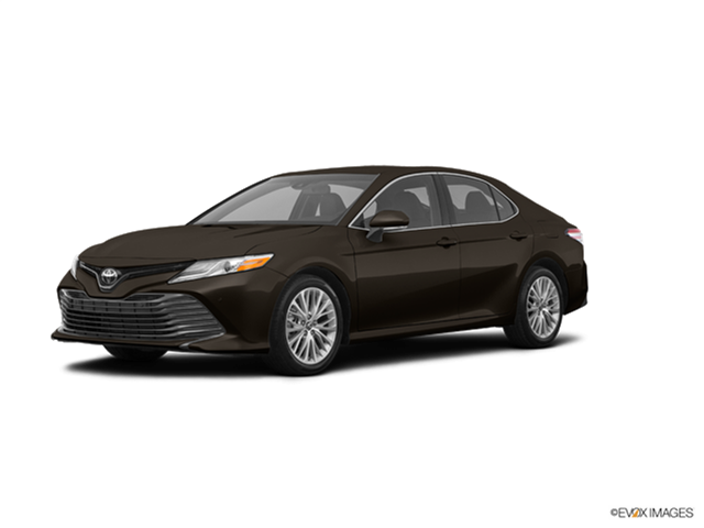 2019 Toyota Camry XLE New Car Prices | Kelley Blue Book