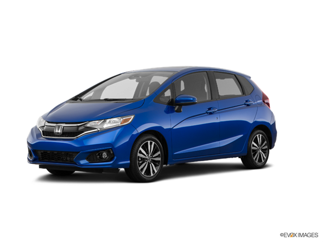 New Car 2018 Honda Fit Sport w/Honda Sensing