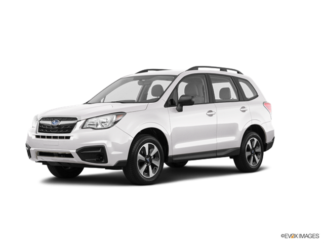 2018 Subaru Forester 2 5i New Car Prices Kelley Blue Book