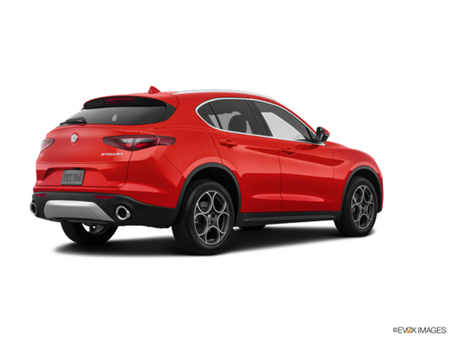 New Car 2018 Alfa Romeo Stelvio