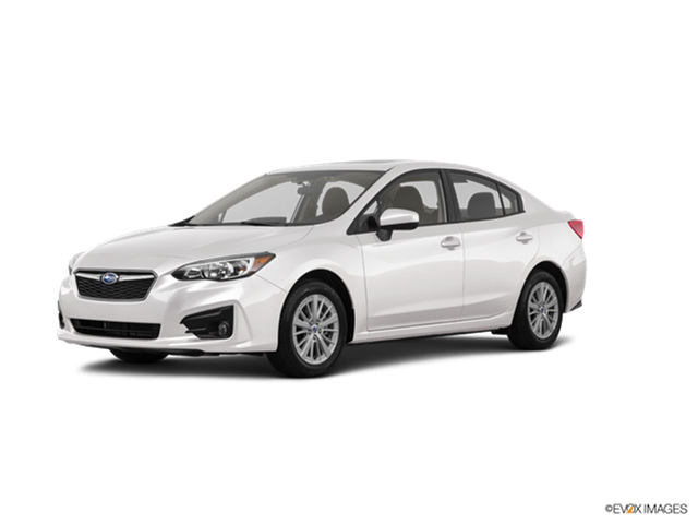 New Car 2018 Subaru Impreza 2.0i Premium